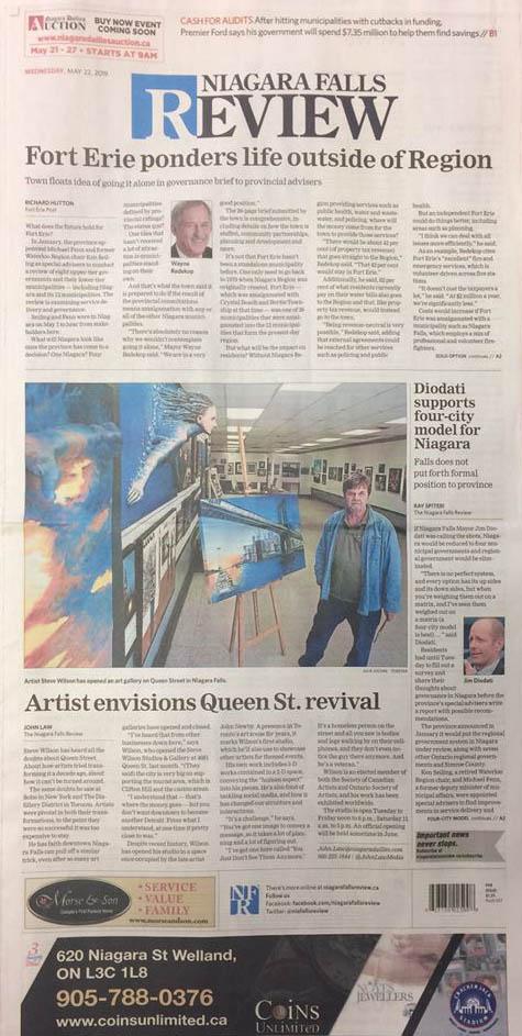 Niagara Review Article