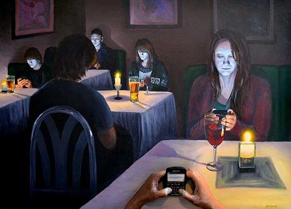 Dating Social Media Style by Steve Wilson