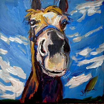 Horace by Janice Ykema