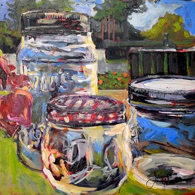 Jars by Janice Ykema