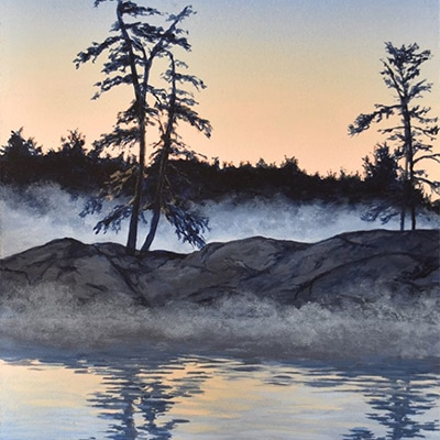 Morning #1 by Steve Wilson