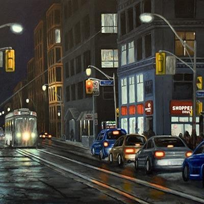 Street Car by Steve Wilson
