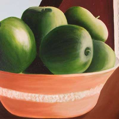 Helen Duplassie - Apples