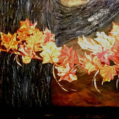 Autumn Leaves by Ellie Ruddle