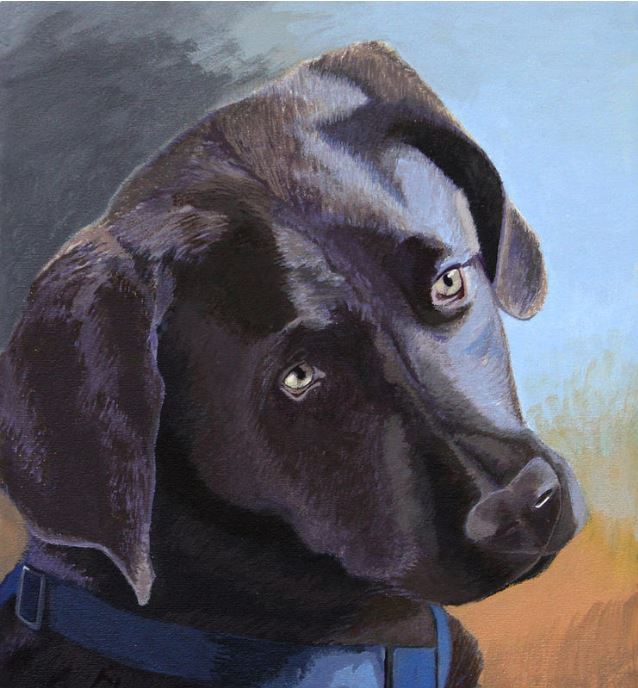 Cocos Portrait by Margaret Pardy
