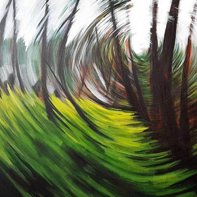 Exploring The Cedars by Joanne Lomas