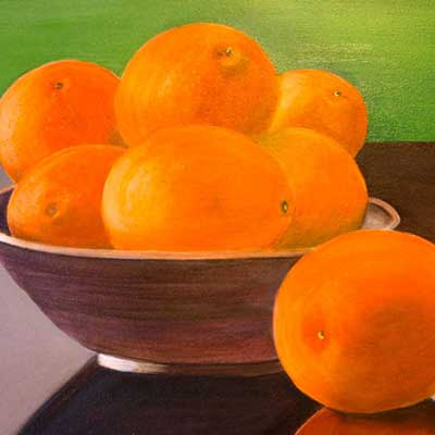 Helen Duplassie - Oranges