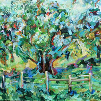 Orchard Shades by Sueda Akkor