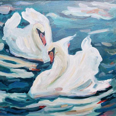 Reflecting on Harmony by Sueda Akkor