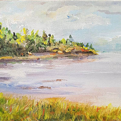 Southern Ontario by Robert Chisholm