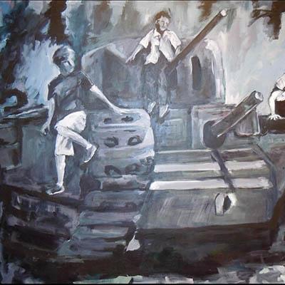Tank by Joanne Lomas