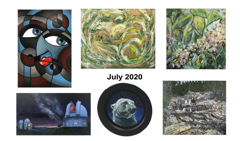 july invite